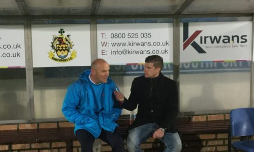 AUDIO | Steve Burr After Eastleigh Victory