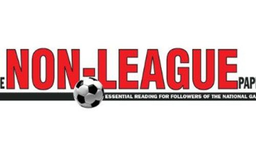 Neil Ashton In Non League Paper Team Of The Day