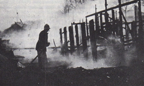 50 Years | The Main Stand Fire of 1966