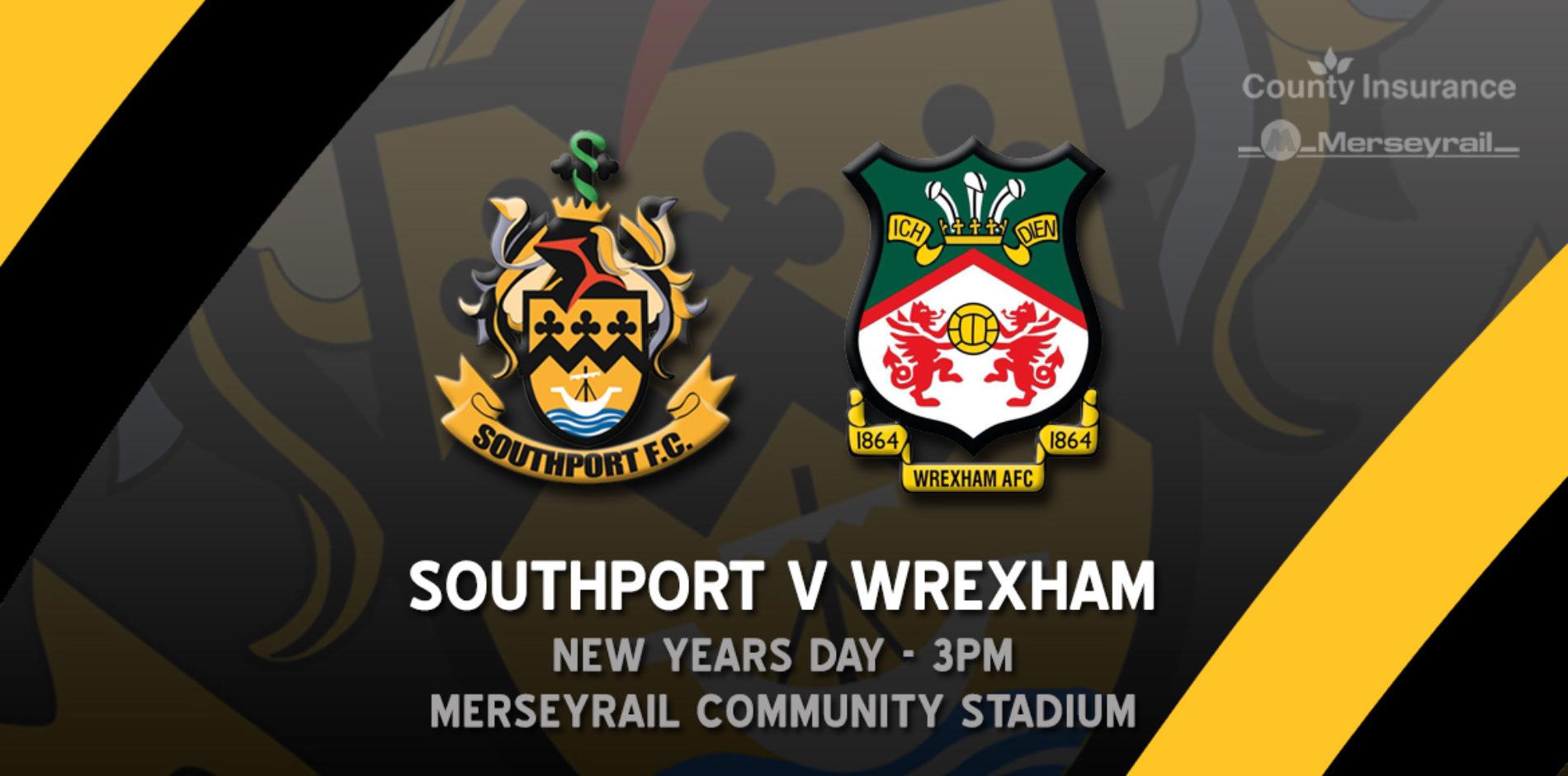 HIGHLIGHTS | Southport V Wrexham