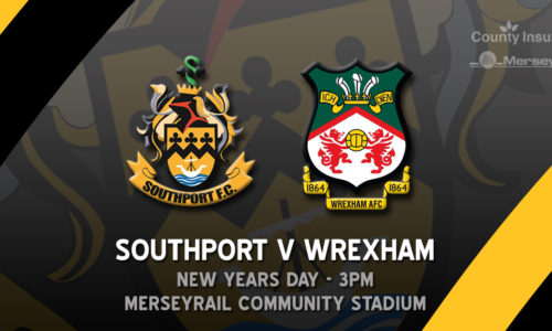 HIGHLIGHTS | Southport V Wrexham