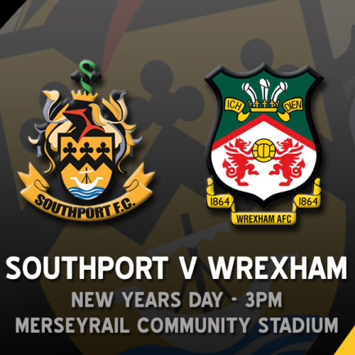 MATCH PREVIEW | Southport v Wrexham