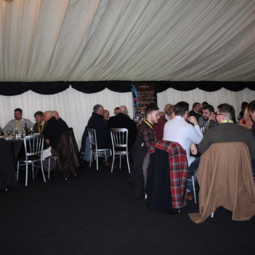 Port Marketing In Marquee With Matchday Experience