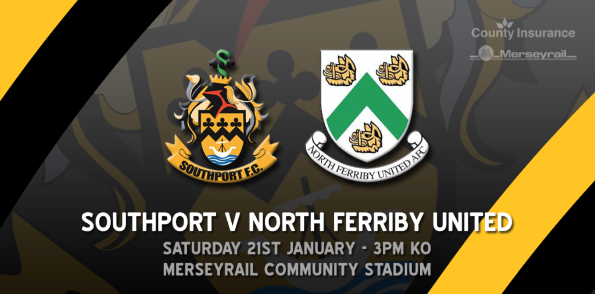 HIGHLIGHTS | Southport V North Ferriby United