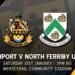 Southport v North Ferriby Saturday January 21st Kick Off 3pm
