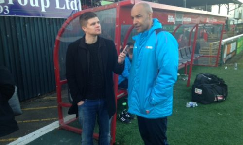 AUDIO | Preece After Woking Draw