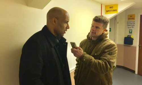 AUDIO | Preece After Blackburn Rovers In County Cup