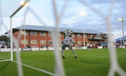 Southport V Blackburn Rovers On Wednesday In Lancs County Cup Quarter Final