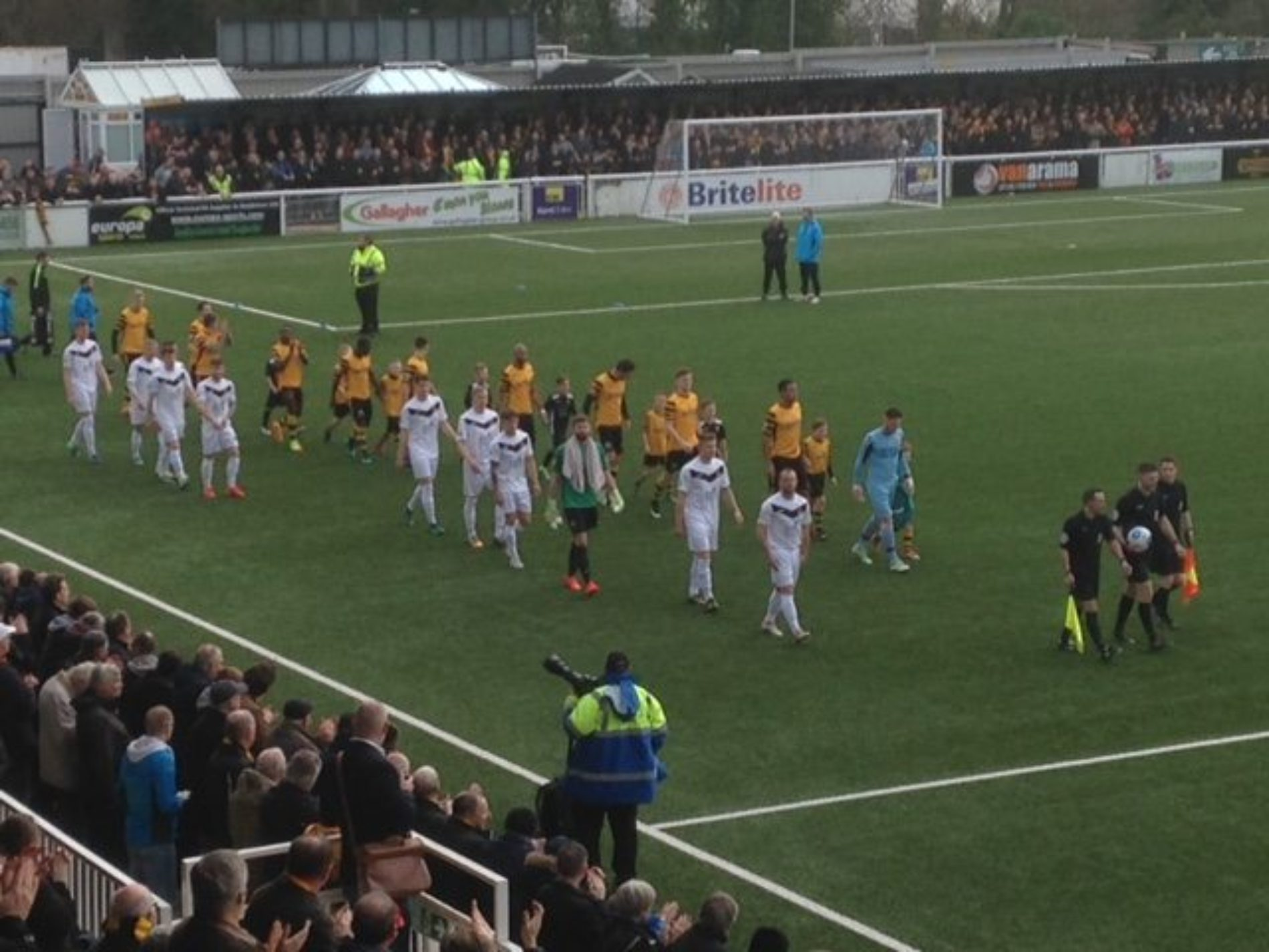 AUDIO | Andy Preece After Maidstone