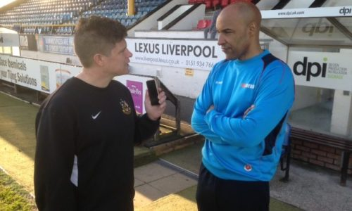 AUDIO | Andy Preece After Boreham Wood Victory