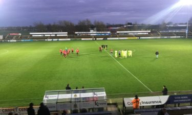 Southport Reach Liverpool County Cup Final