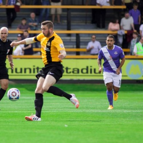 TRANSFERS   Brodie Signs In Time For Braintree
