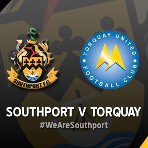 Support The Port This Afternoon In Survival Six Pointer At The Merseyrail Community Stadium