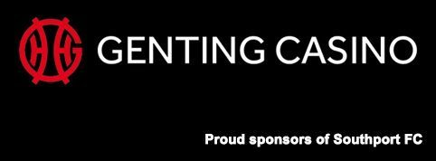 Genting Casino Southport - Proud Sponsors of Southport FC