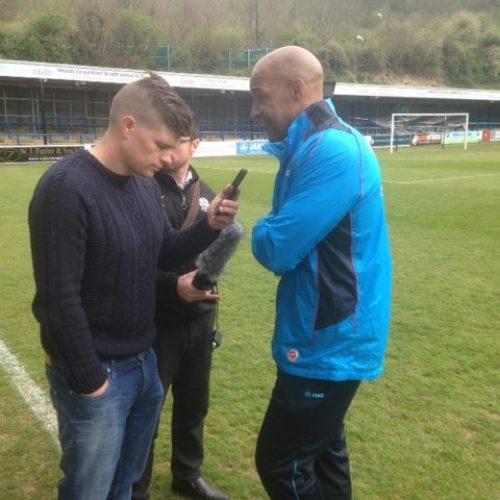 AUDIO | Preece After Dover Defeat
