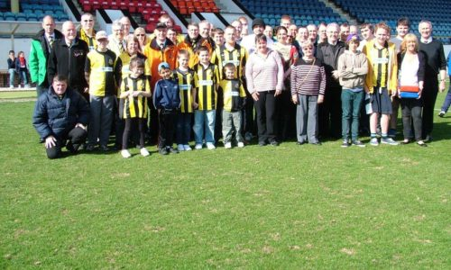Volunteers Invited To End Of Season Photograph