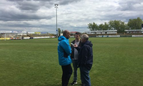 AUDIO | Preece After Lincoln