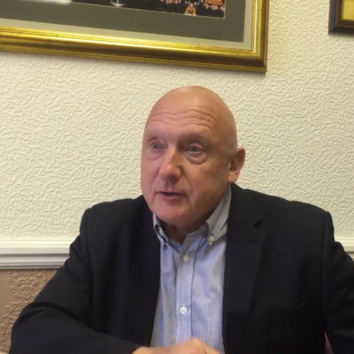 Exclusive First Video Interview With Alan Lewer, 1st Team Manager