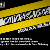 2017/18 SFC Season Ticket