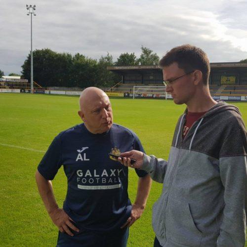 AUDIO | Alan Lewer After Blackpool
