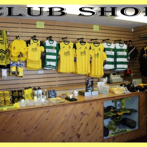 Club Shop Opening Hours This Week