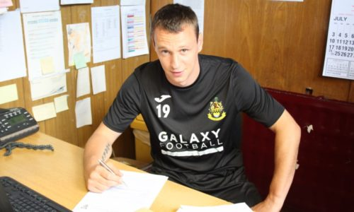 TRANSFERS | Gary Roberts Signs From Bangor City