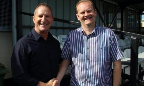 Steve Haw Joins As General Manager
