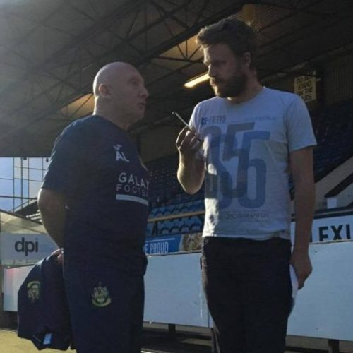 AUDIO | Lewer After Wigan Draw
