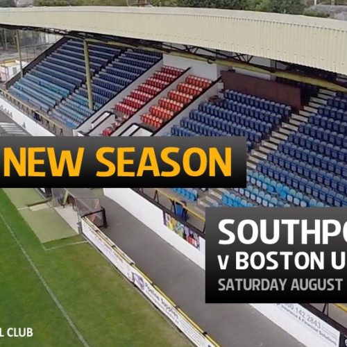 THE NEW SEASON | Southport v Boston United