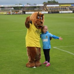 Mascot Places Available For 17/18