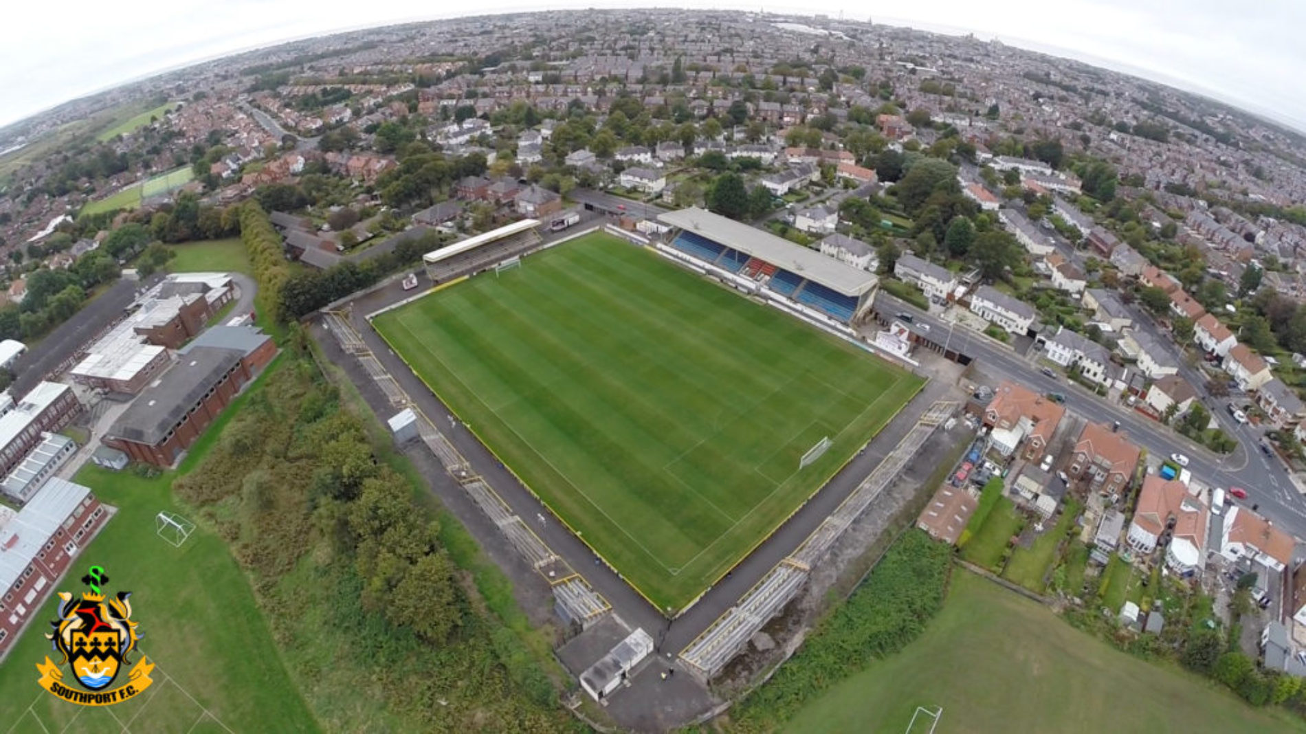 Southport host Burscoughthis evening at The Merseyrail Community Stadium in the clubÂ's penultimate friendly ahead of the new season. Kick off 7.45pm.    Only the Blowick End and Blowick side of the Main Stand will be open for this fixture. Segregation will not be in place and both home and away...