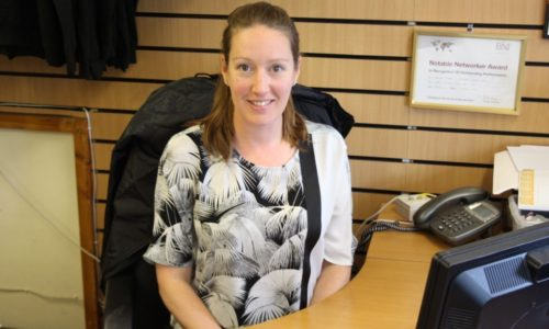 Sarah Davidson Appointed Marketing & Commercial Manager