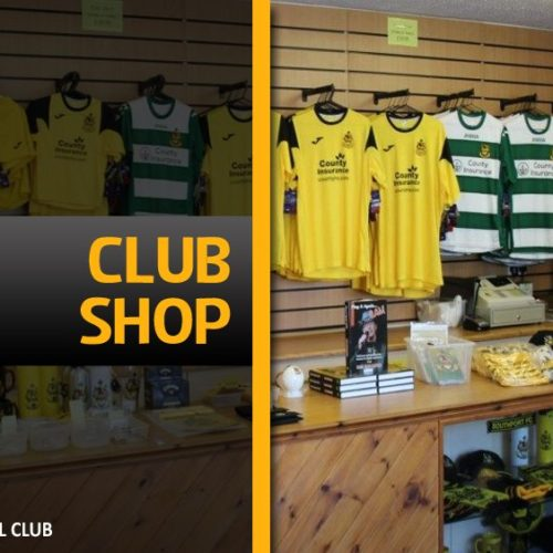 Club Shop Re-opening – June 18 With Extended Times