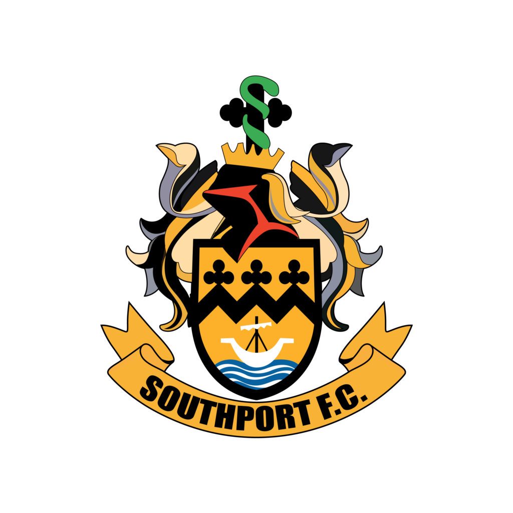 Southport Football Club Badge
