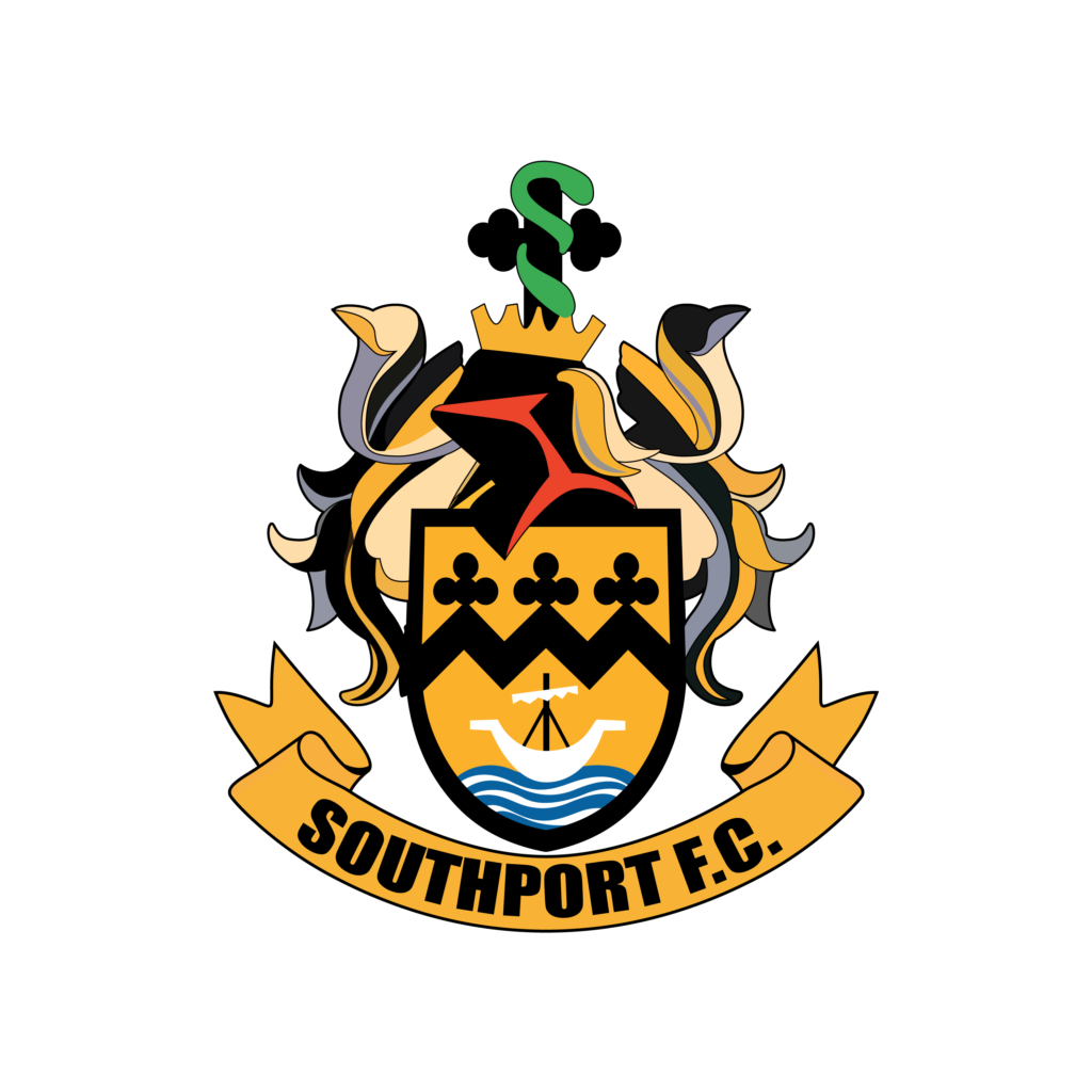 Southport FC Club Badge