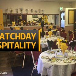 Bradford Park Avenue Hospitality – Emirates FA Cup