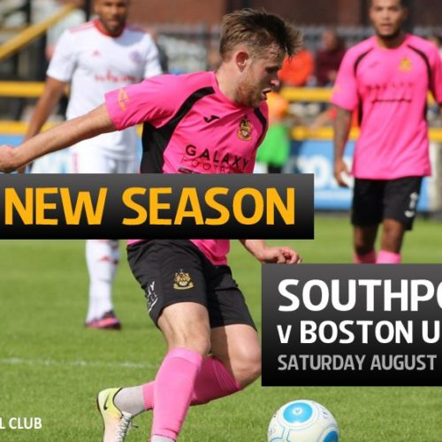 THE NEW SEASON | Step Up Excites Andy White