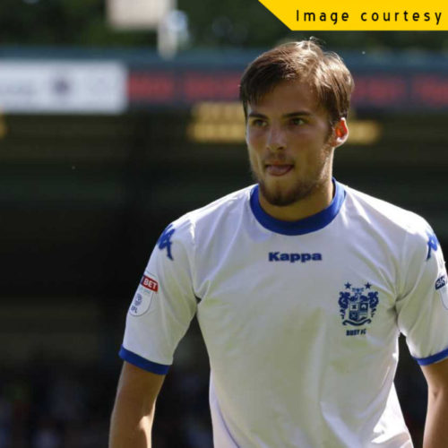 TRANSFERS | Chris Sang Joins On Loan From Bury