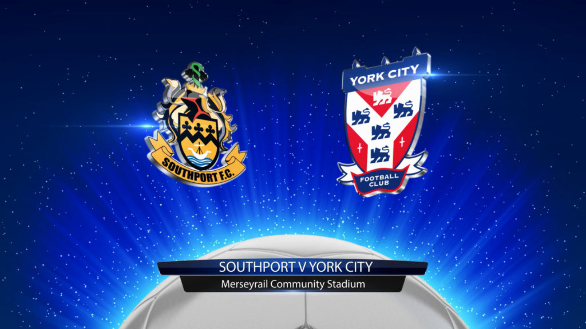 HIGHLIGHTS | Southport V York
