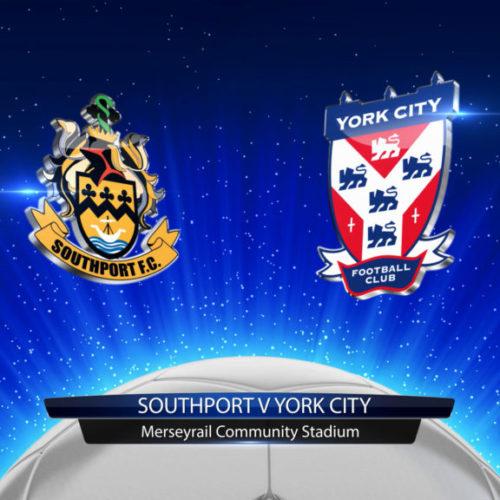 HIGHLIGHTS | Southport V York