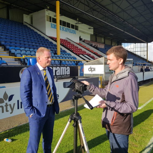 VIDEO | Interview with Phil Hodgkinson and Alan Lewer