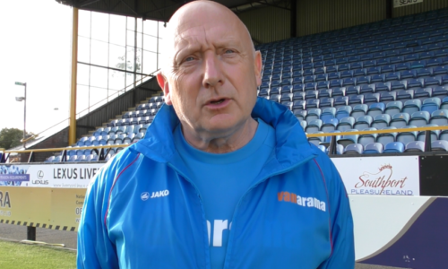INTERVIEW | Alan Lewer After Bradford PA Defeat