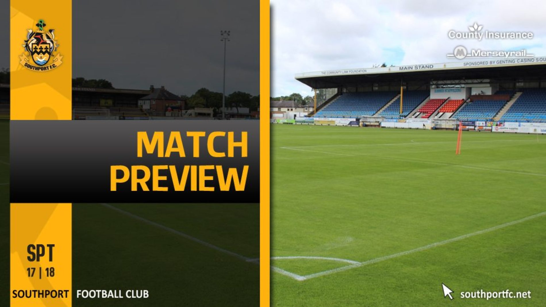 MATCH PREVIEW | Southport v Telford United