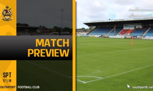 MATCH PREVIEW | Southport v Blyth Spartans