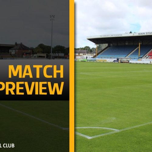 MATCH PREVIEW | Southport v Kidderminster Harriers