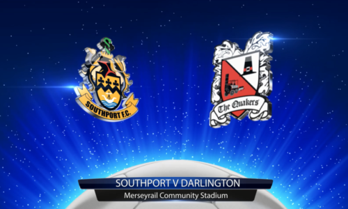 HIGHLIGHTS | Southport V Darlington