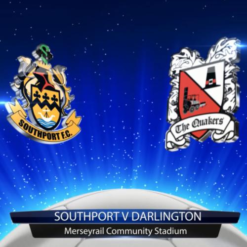 HIGHLIGHTS   Southport V Darlington