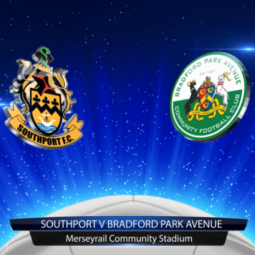 HIGHLIGHTS | Southport 0-3 Bradford PA