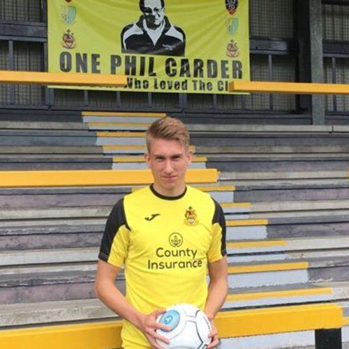 TRANSFERS   Dan Cockerline Joins From Barrow AFC