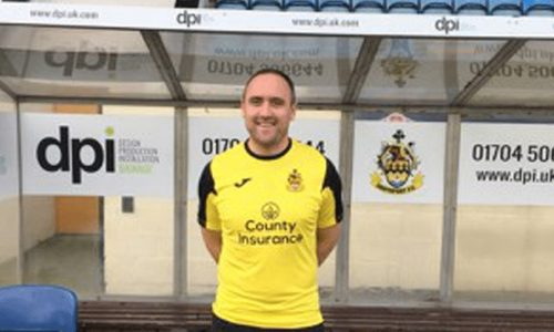 TRANSFERS   Southport Sign Lee Croft